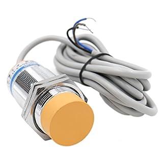 heschen Kapazitive Näherungsschalter Sensor Switch ljc30a3-h-z/AY Detektor 1–25mm 6–36VDC 300mA PNP Normalerweise geschlossen (NC) 3Draht