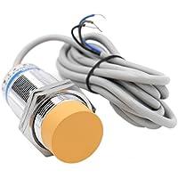 heschen capacitiva Sensor de proximidad Interruptor Detector de ljc30a3-h-z/Ay 1–25mm 6–36VDC 300mA PNP Normalmente cerrado (NC) 3alambre