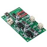 Dual Channel Stereo Bluetooth Speaker Amplifier Board Power By Dc 5V Or 3.7V