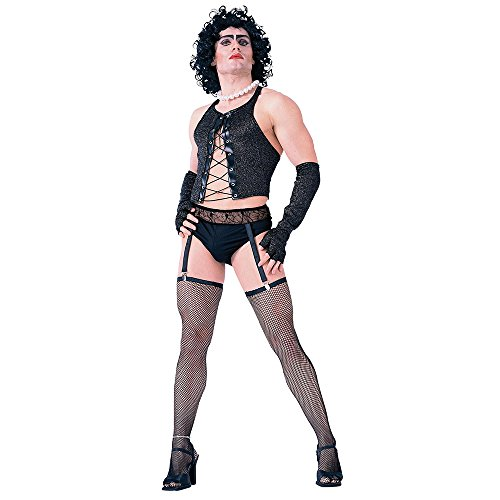 Bristol Novelty AC301 Frank N Furter Kostüm, Medium, Mens, Mehrfarbig, M