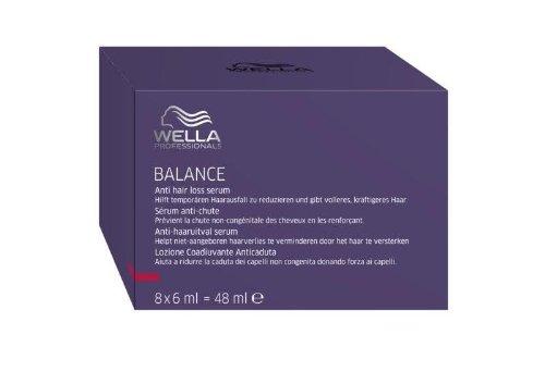 Wella Balance Anti Hair Loss Serum (8 x 6 ml) Ampullen Professionals Care (8 Haar Ampullen)