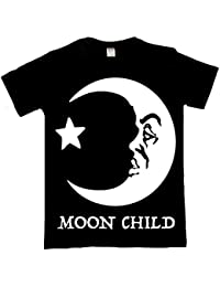 The Dead Generation Moon Child T Shirt - Occult Gothic Apparel by Luna Cult