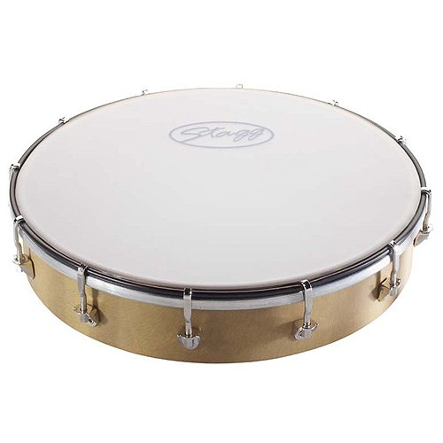 STAGG HAD 012W 12 TUNABLE PLASTIC HAND DRUM