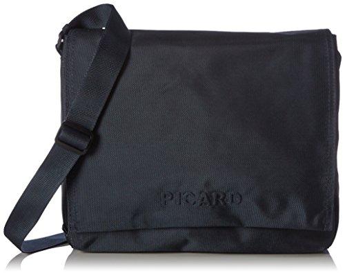 Picard Hitec 3757 Borsa A Tracolla Messenger A4 35x27x10 Cm (lxpx) Blu (blu Scuro)