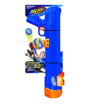 Nerf Dog Tennis Ball Blaster, dog toy