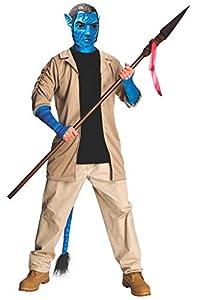 Rubies 3 889806 xl - Disfraz de Jake Sully de Avatar (talla XL)