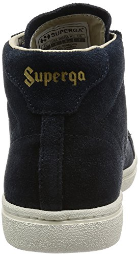Superga Unisex-Erwachsene 4531-Sueu Pumps Blue