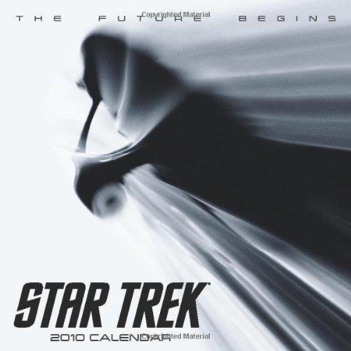 Star Trek: the Movie 2010 Wall Calendar