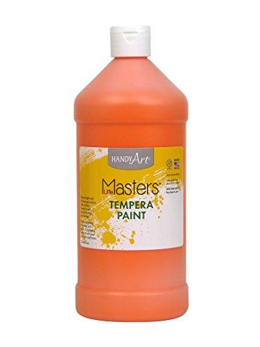 Valu Master (Little Masters von Rock Farbe Tempera 907-Orange)