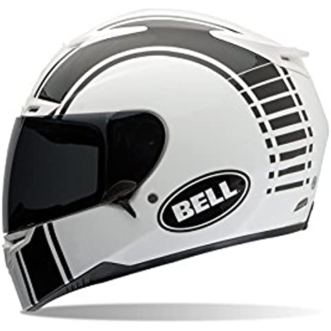 Bell Caschi Street 2015 RS-1 Adult Casco, Liner Pearl Bianco, L