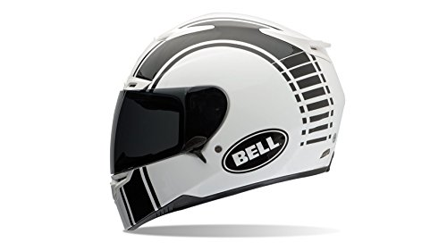 Bell Caschi Street 2015 RS-1 Adult Casco, Liner Pearl Bianco, XL