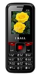 I KALL K16 Dual Sim(Black-Red)