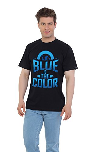 EETEE Chelsea Football Blue is the color Fan T-Shirt  available at amazon for Rs.399
