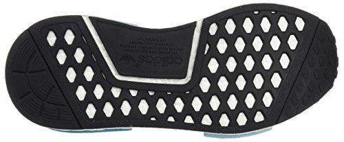 adidas NMD_r1 W, Scarpe Sportive Donna Nero (Core Black/core Black/ice Blue)