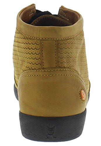 Softinos Inu343sof, Sneakers Hautes femme Camel/Beige