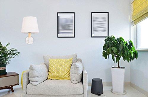 Lytsm lampada da parete lampada da comodino nord europa moderna