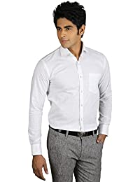 ZAKOD Cotton Plain Shirts for Men for Daily Use