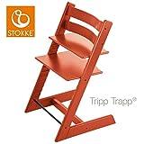 Stokke Tripp Trapp® Treppenhochstuhl lava orange