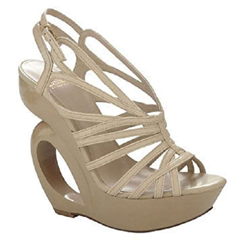 Truth or Dare by Madonna moncrief, Platform Sandalen Mujeres, Offener Zeh, besonderer Anlass, Groesse 9.5 US /41 EU