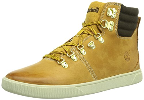Timberland Groveton FTB_EK Groveton Alpine Hiker Herren Hohe Sneakers Braun (Wheat)