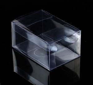 10 en bo te pliage transparente pliante transparent de - Boite plastique transparente ikea ...