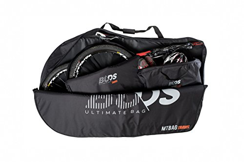 Buds-Sports - Bolsa bicicleta acolchada MTBag Travel