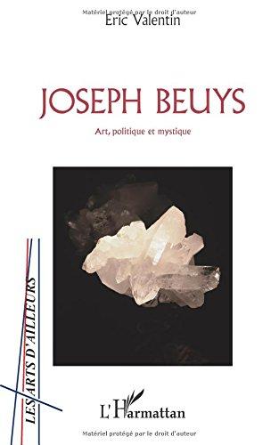 Joseph Beuys par Eric Valentin