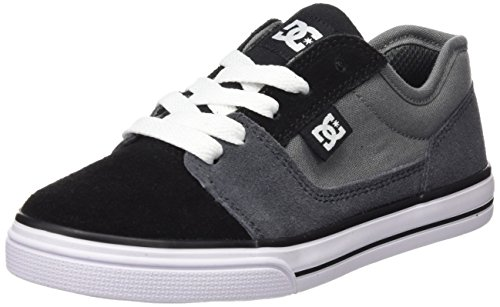 DC Shoes Tonik, Chaussures Garçon, Grey/Black/Grey