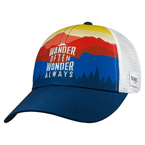 BOCO Gear Technical Trucker Mütze - Colorado - Wander & Wonder
