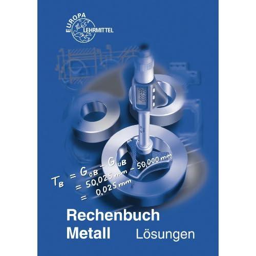 Free rechenbuch metall. Lösungen pdf download tophercheyenne.