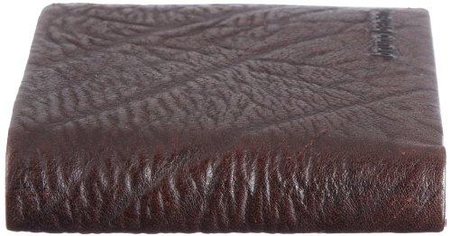 Bruno Banani Crunch_2 W 320.867, Unisex - Erwachsene Portemonnaies, 12x9x2 cm (B x H x T) Braun (Brown)