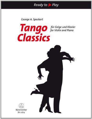 Tango Classics (arrangements de George S...