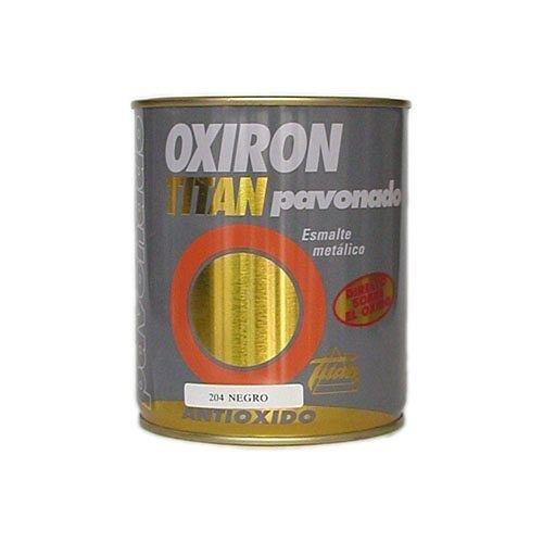 Titan 02B020434 Paint Bucket, Black, 750 ML
