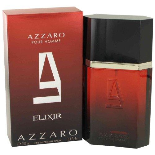 Azzaro ph elixir, eau de toilette con vaporizzatore, 100 ml