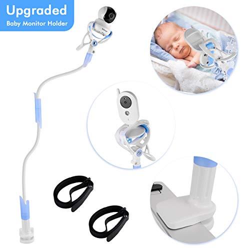 Sunix Soporte para Cámara de Bebés, Soporte para Monitor de vídeo Infantil y Estante,...