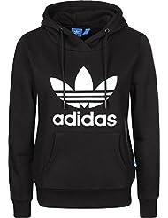 Adidas TRF Logo, Pull Femme, femme, Trf Logo
