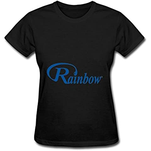 HF-welling Women's Paramore Rainbow Short Sleeve T-Shirt