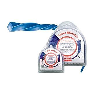 Makita Nylon Line Silent 2.0 x 3.5M Nylon Azul cable de red, multicolor, 369224061