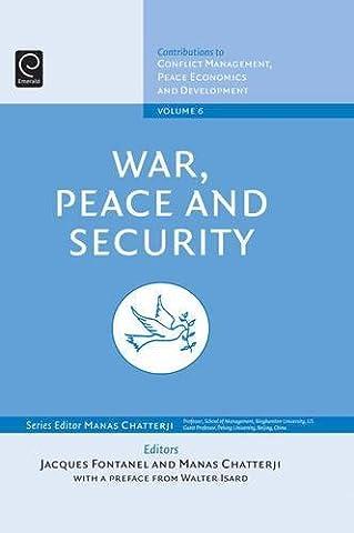 Economics of International Security