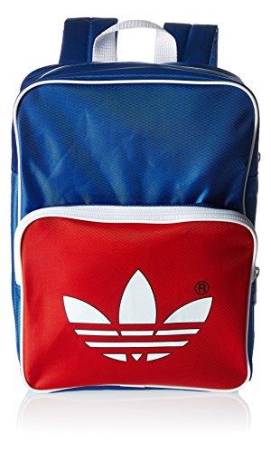 adidas Archive Bp Ac, Unisex-Erwachsene Rucksack, Blau (Azul/Rojo), 24x36x45 cm (W x H L)