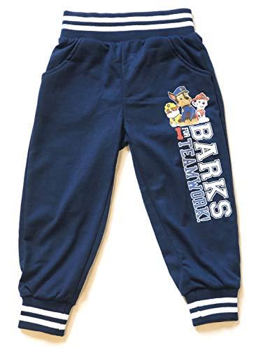 Paw Patrol Kinder Jungen Jogginghose Sweathose 98-116 Freizeithose Sporthose neu!, Größe:104, Farbe:blau