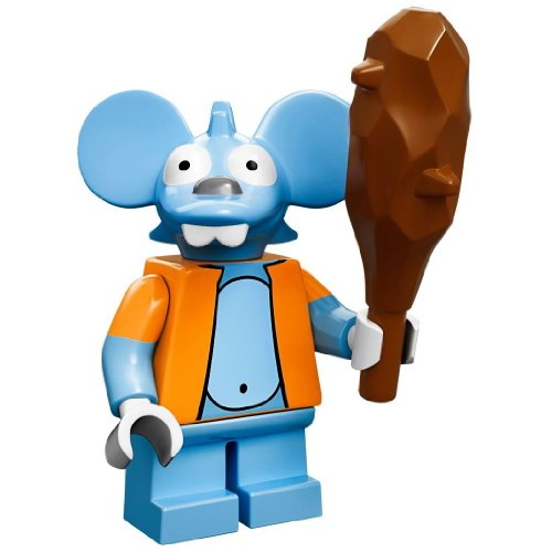 Preisvergleich Produktbild LEGO Minifiguren 71005 The Simpsons: Itchy