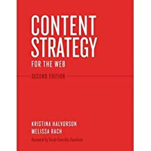 [ CONTENT STRATEGY FOR THE WEB BY RACH, MELISSA](AUTHOR)PAPERBACK