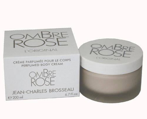 Ombre rose by jean charles brosseau for women. body cream 6.7 ounces by jean charles brosseau