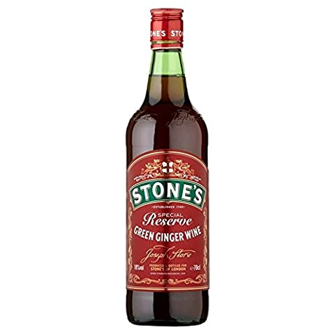 Stein Special Reserve Green Ginger Wine 70cl - (Packung mit 6)
