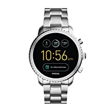 Fossil FTW4000, Gen3 Smartwatch, Orologio Uomo, Argento