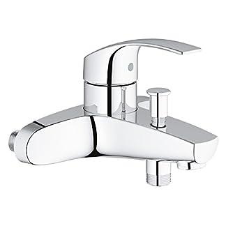 Grohe Eurosmart – individual-bañera/grifo y alcachofa de ducha, montaje en pared (sin S-se monta) Ref. 23461002