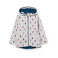 Hatley microvezel regenjas voor meisjes