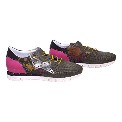 AS.98, Sneaker donna Multicolore multicolore, Multicolore (multicolore), 38 EU