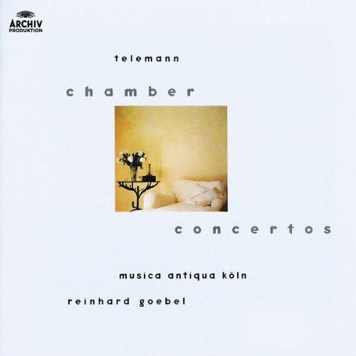 Telemann - Concertos de Chambre